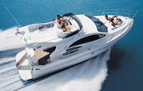 The Azimut 39 reflects the typical design and construction logic of the ...