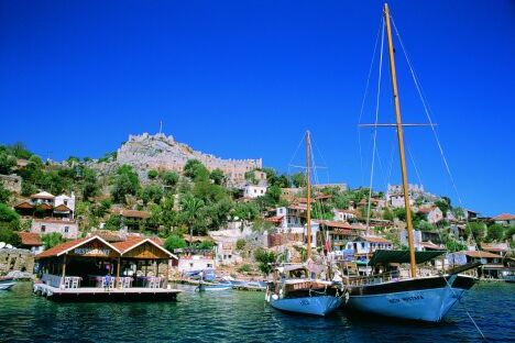 Turkey - Yacht charter, boat rental, travels, cruises