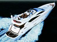 Superyacht - Sunseeker 82