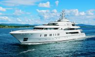 Superyacht - Lurssen Queen M