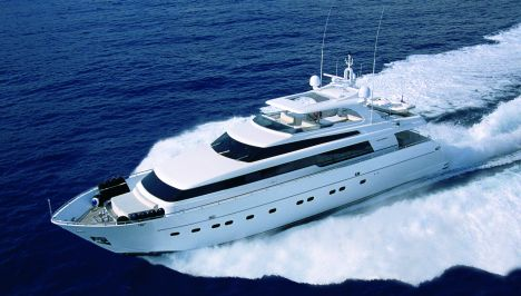 San Lorenzo at the Monaco Yacht Show GROWING WITH CONTINUITY